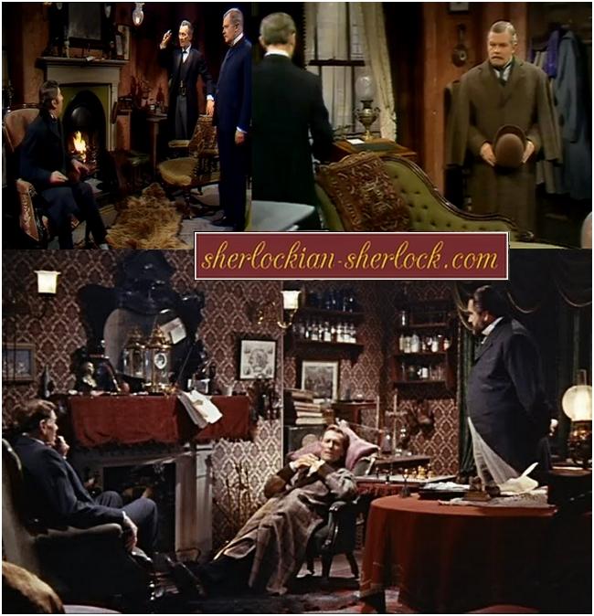 Baker Street 221 b, Sh...