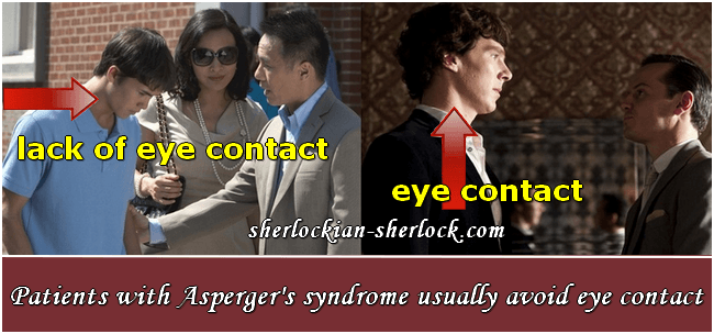 Sherlock Asperger's syndrome or high functioning sociopath