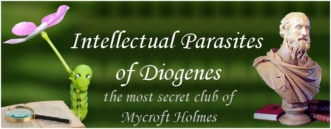 Intellectual Parasites Of Diogenes Club