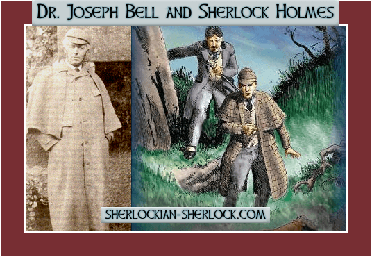 Dr. Joseph Bell and Sherlock Holmes