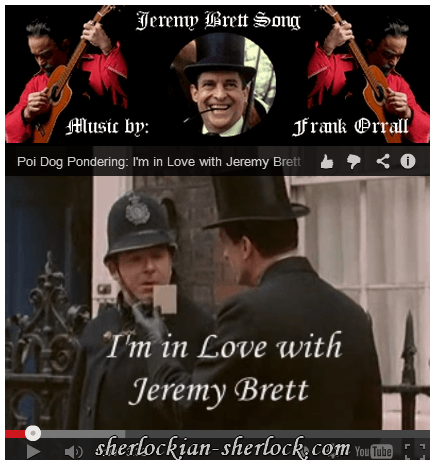 I'm in Love with Jeremy Brett