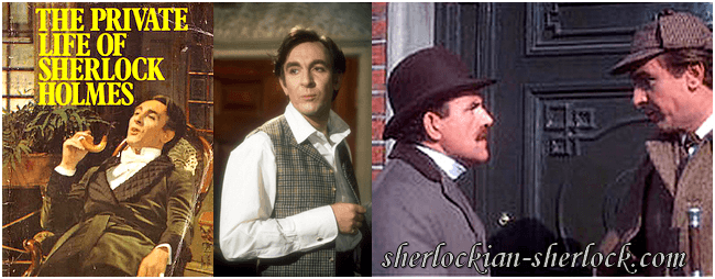Robert Stephens The Private Life of Sherlock Holmes
