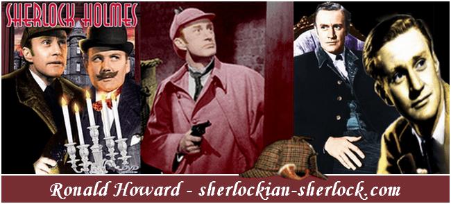 Sherlock Holmes actors list film series movie adaptations screen