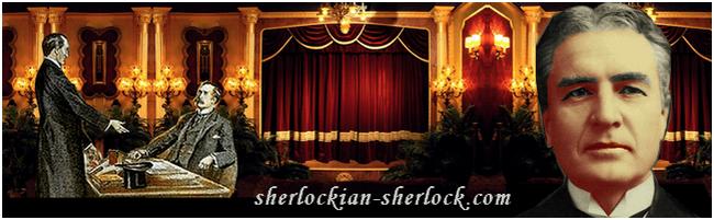sherlock holmes theater