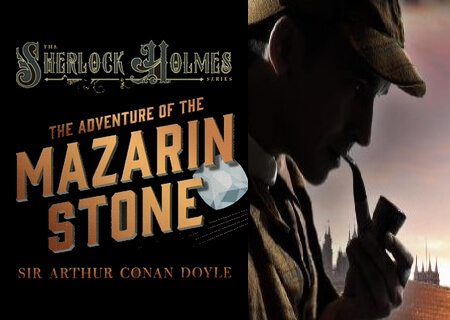 The Mazarin Stone audiobook