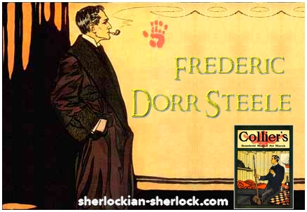 Frederic Dorr Steele