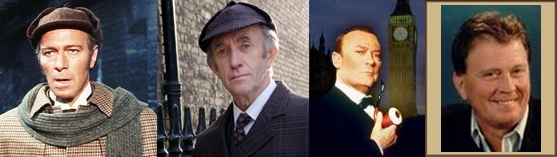The hungarian voice of Jeremy Brett