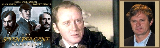 The hungarian voice of Nicol Williamson