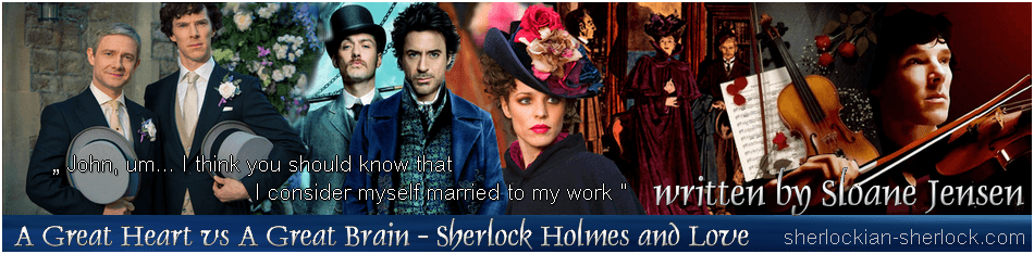 Sherlock Holmes and love
