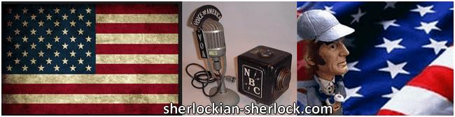 Sherlock Holmes radio Great Britain United States of America