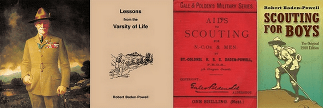Baden-Powell books