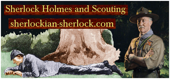 Sherlock Holmes and Scouting