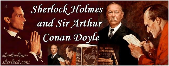 Sir Arthur Conan Doyle, Sherlock Holmes, detective stories