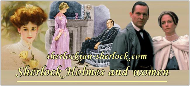 miss adler sherlock holmes