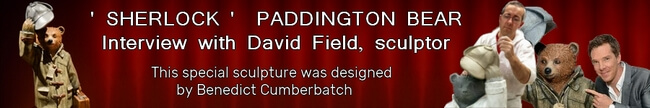 David Field Paddington Bear