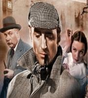 Basil Rathbone: Sherlock Holmes