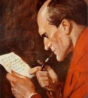 Frank Wiles: Sherlock Holmes