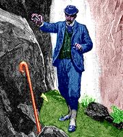 Sidney Paget Dr. John Watson Reichenbach Fall