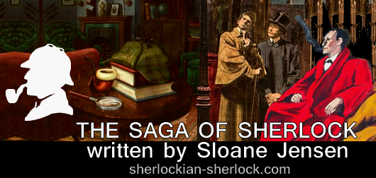 Sloane Jensen - The Saga of Sherlock