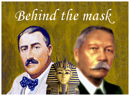 Howard Carter and Sir Arthur Conan Doyle