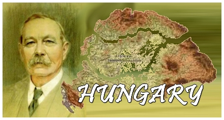 Sir Arthur Conan Doyle and Hungary