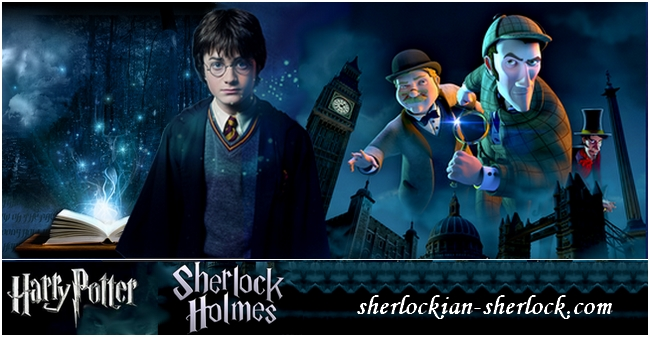 Harry Potter and Sherlock Holmes