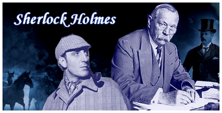The name of Sherlock Holmes